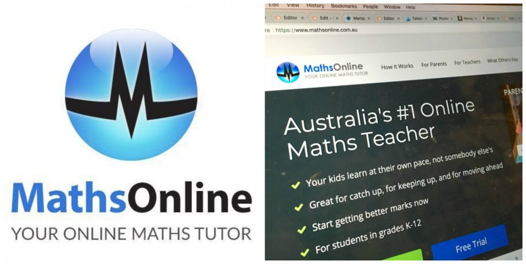 MathsOnline maths tutor