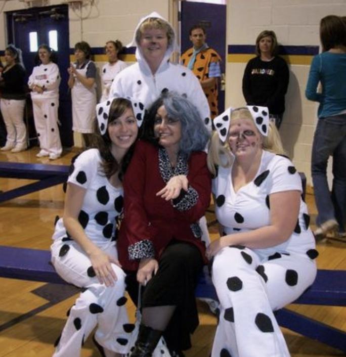 teacher group costume ideas 101 dalmations