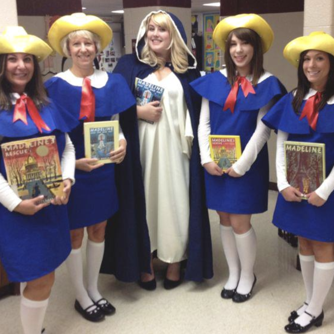 27+ awesome teacher group costume ideas - Laughing Kids Learn