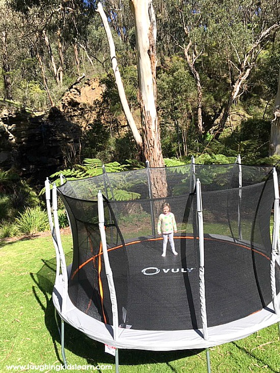 I love my trampoline #vuly #vulytrampoline #trampolineforchristmas #sponsored #gifted #ad #bounce #trampolineideas #funonatrampoline #gamesfortrampoline #christmasideas #familygames #funforthefamily #toddlerplayideas #toddlers #preschoolers #vulyaustralia #australia #funforkids #learnwithplay #funathome