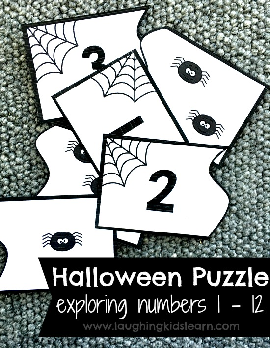 Halloween is a fun time of year and always inspires learning opportunities. This Halloween counting activity using numbers 1 to 12 is great for helping your children consolidate basic numbers to ten and slightly beyond.  #halloween #halloweenmath #halloweencounting #countdracular #countingactivity #halloweenactivities #basicnumbers #numberstoten #onetoten #earlyyears #earlyyearsteachingideas #lovetolearn #learnwithplay #tpt #teacherspayteachers #funathome #homeschool