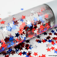 us sensory bottle with stars