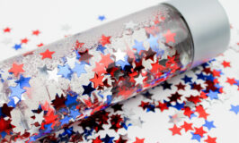 us sensory bottle with stars