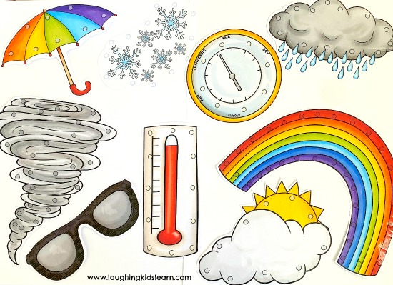 weather, rainbows #weather #weatherunit #socialstudies #lacingcards #seasons #threadingcards #finemotorskills #finemotor #threading #weaving #seasons #integratedstudies #spring #autumn #winter #summer
