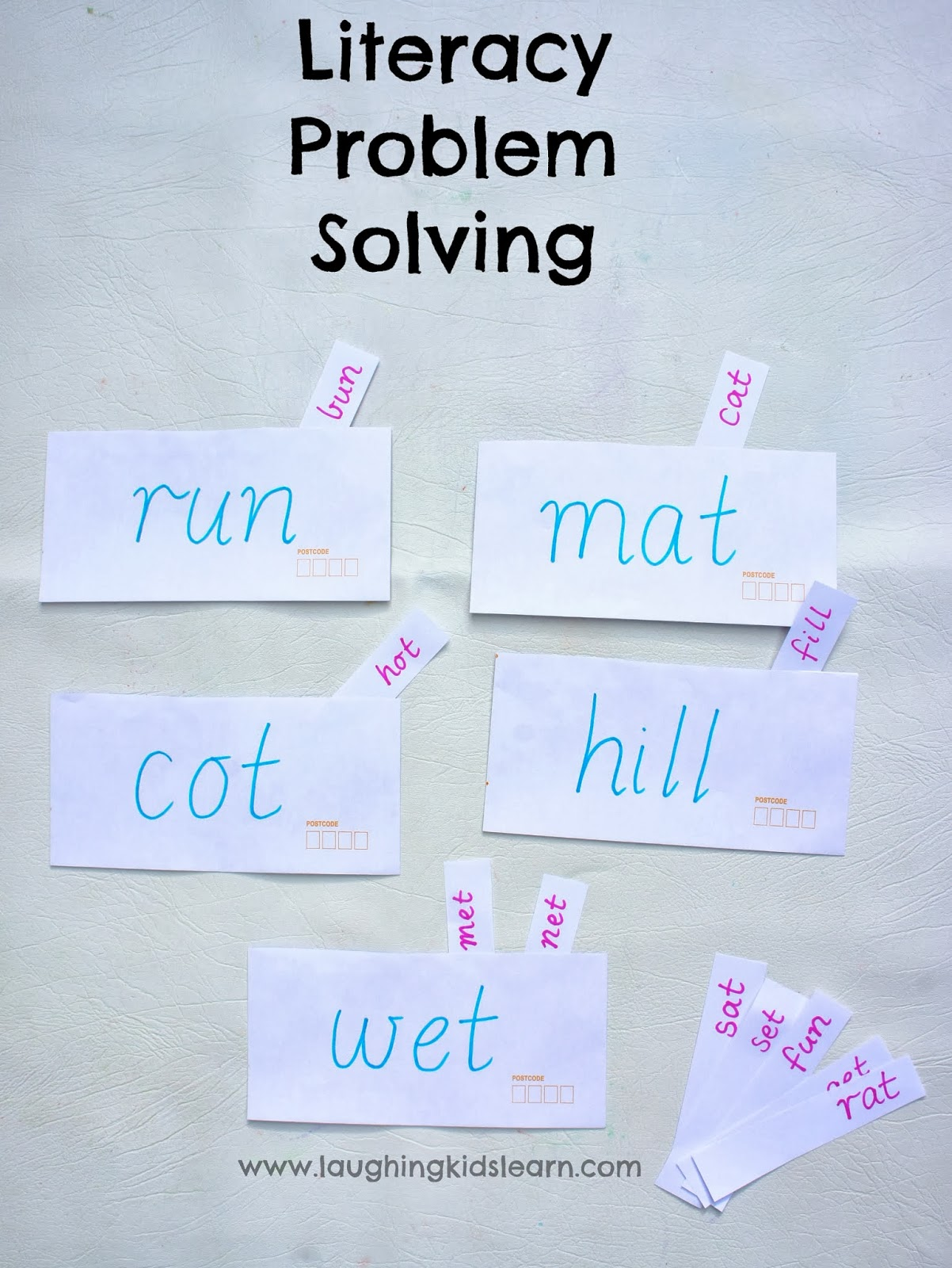 simple problem solving activities