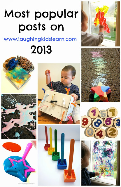Most popular posts on Laughing Kids Learn for 2013