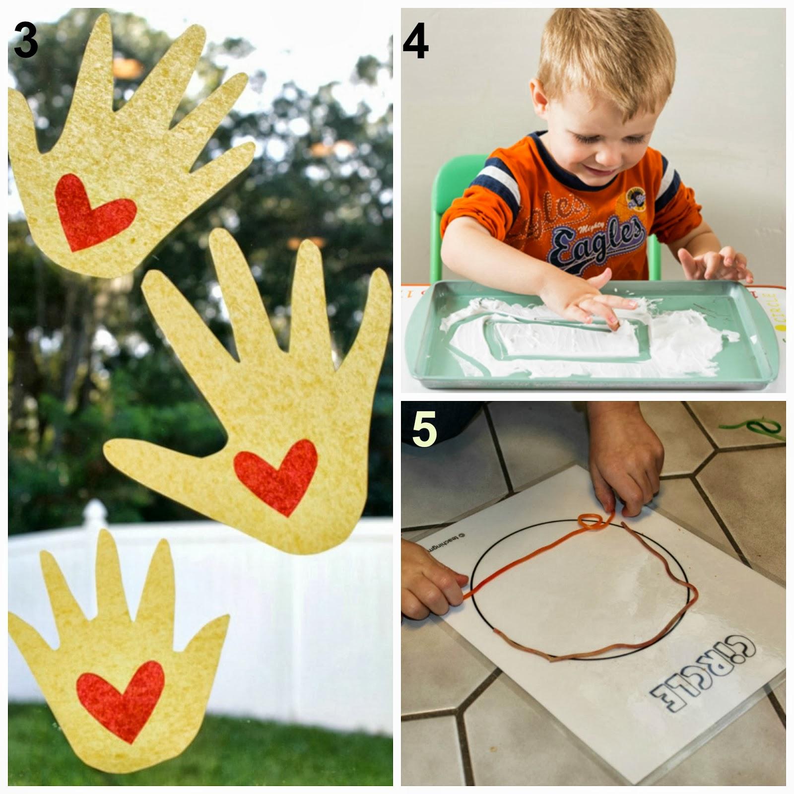 Share It Saturday 10 Educational And Creative Preschool Activities 3