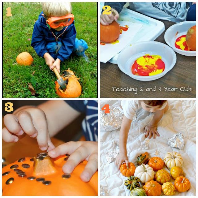 simple pumpkin activities for kids