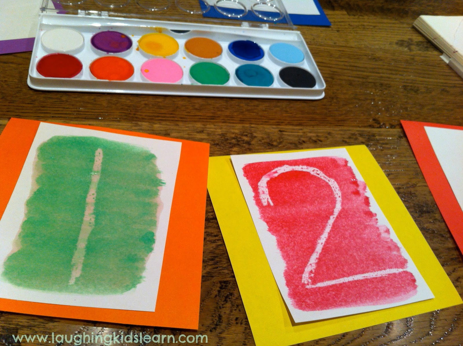 How do children learn to paint? - Quora